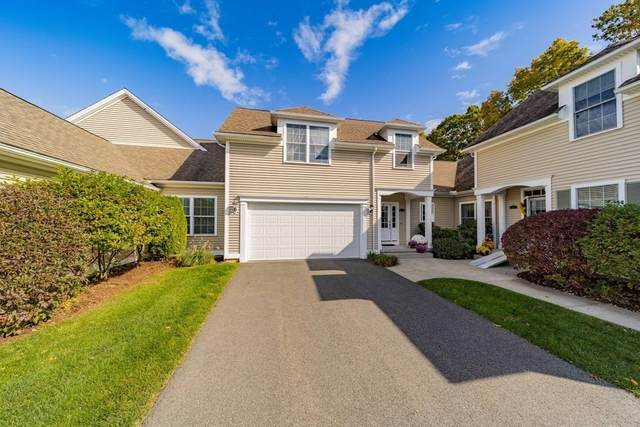 25 Cypress Ln #25, Wilbraham, MA 01095 (MLS #72909589) :: Rose Homes   LAER Realty Partners
