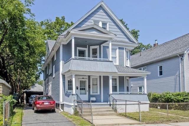 90-92 Marlborough St, Springfield, MA 01109 (MLS #72909619) :: Rose Homes   LAER Realty Partners