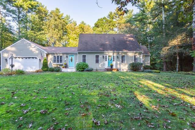 888 Walnut Plain Rd, Rochester, MA 02770 (MLS #72909624) :: Rose Homes | LAER Realty Partners