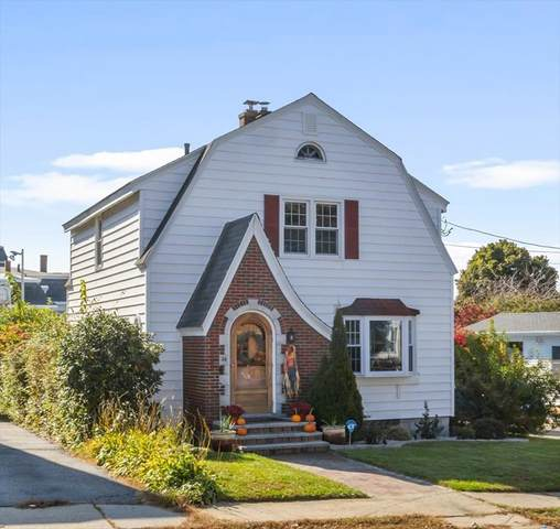 28 Ridge Road, Lawrence, MA 01841 (MLS #72909648) :: EXIT Realty