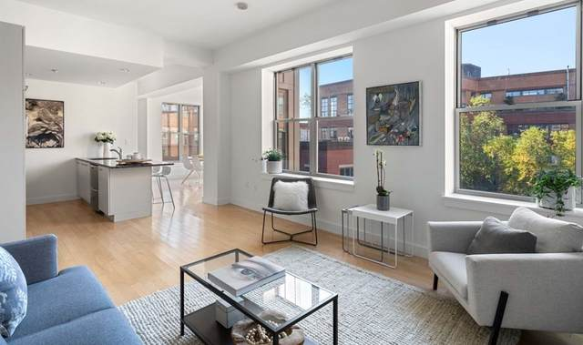 35 Fay St #402, Boston, MA 02118 (MLS #72909654) :: Welchman Real Estate Group