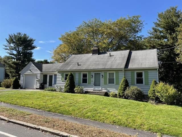 157 Prospect St, East Longmeadow, MA 01028 (MLS #72909657) :: Rose Homes   LAER Realty Partners
