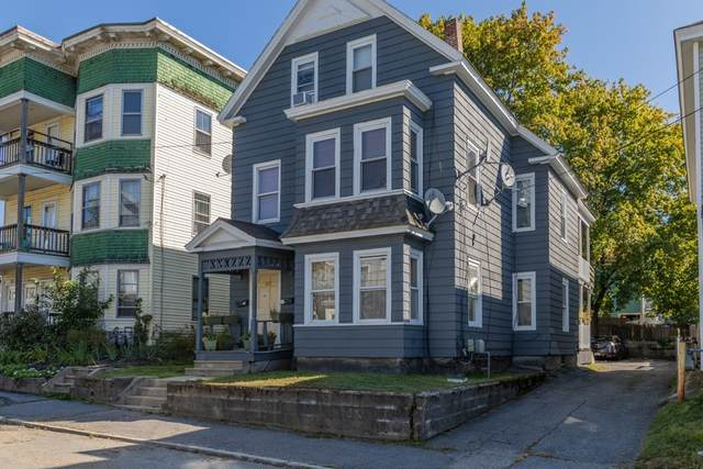122 Myrtle Avenue, Fitchburg, MA 01420 (MLS #72909724) :: Re/Max Patriot Realty