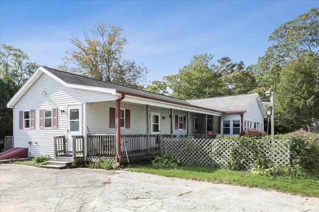 12 Ryder Street, Wareham, MA 02532 (MLS #72909727) :: Rose Homes | LAER Realty Partners