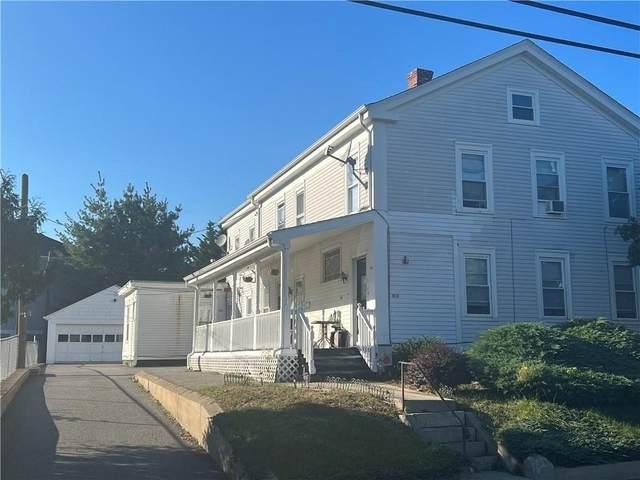 162 Broadway, Pawtucket, RI 02860 (MLS #72909734) :: Westcott Properties