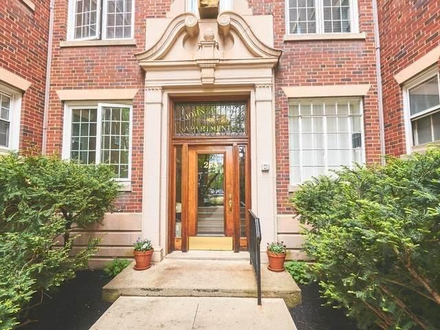 285 Harvard St #202, Cambridge, MA 02139 (MLS #72909735) :: Rose Homes | LAER Realty Partners