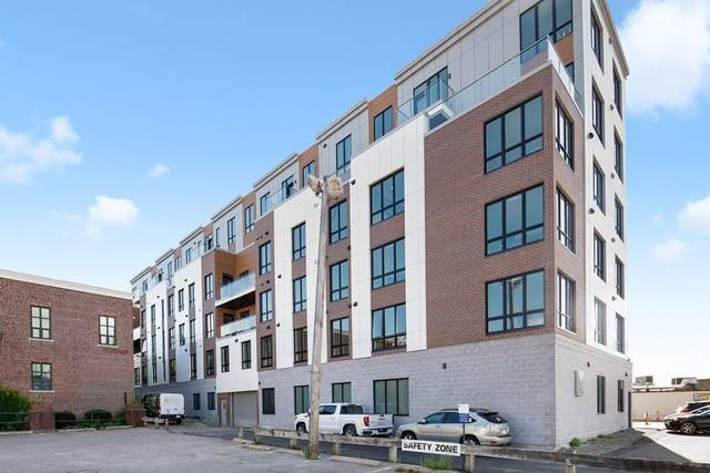 20 West Fifth 2E, Boston, MA 02127 (MLS #72909746) :: Charlesgate Realty Group