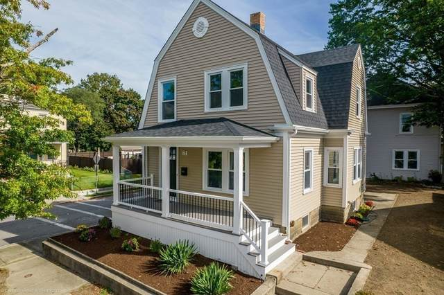 72 Rotch St, New Bedford, MA 02740 (MLS #72909755) :: Home And Key Real Estate