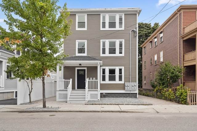 31 Madison Ave #2, Cambridge, MA 02140 (MLS #72909760) :: Rose Homes | LAER Realty Partners
