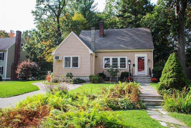 39 Hampshire Rd, Reading, MA 01867 (MLS #72909762) :: Rose Homes | LAER Realty Partners