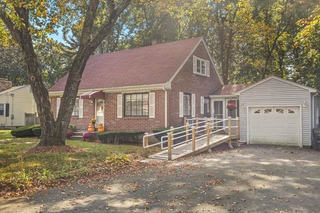 20 Fairmeadow Rd, Wilmington, MA 01887 (MLS #72909771) :: Rose Homes | LAER Realty Partners