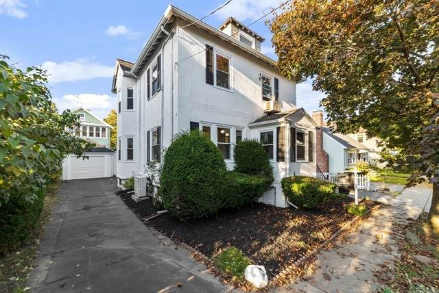 33 Hull St, Belmont, MA 02478 (MLS #72909777) :: Rose Homes | LAER Realty Partners