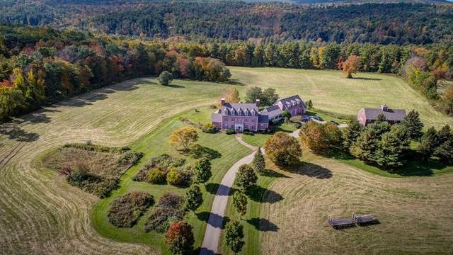 116 Paige Hill Road, Brimfield, MA 01010 (MLS #72909793) :: The Gillach Group