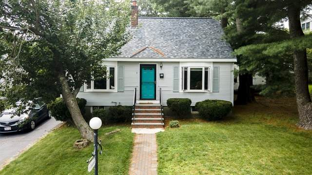 11 Sylvester Ave, Beverly, MA 01915 (MLS #72909807) :: EXIT Realty