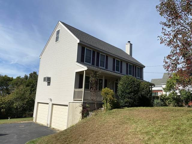 72 Silver St, Haverhill, MA 01832 (MLS #72909815) :: Rose Homes | LAER Realty Partners