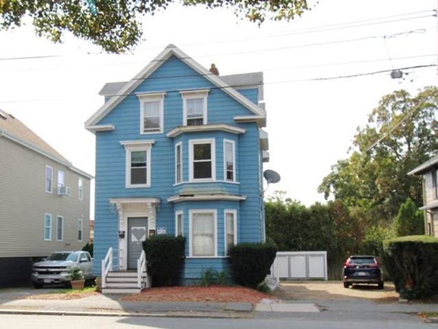 63 Essex St, Swampscott, MA 01907 (MLS #72909819) :: Welchman Real Estate Group