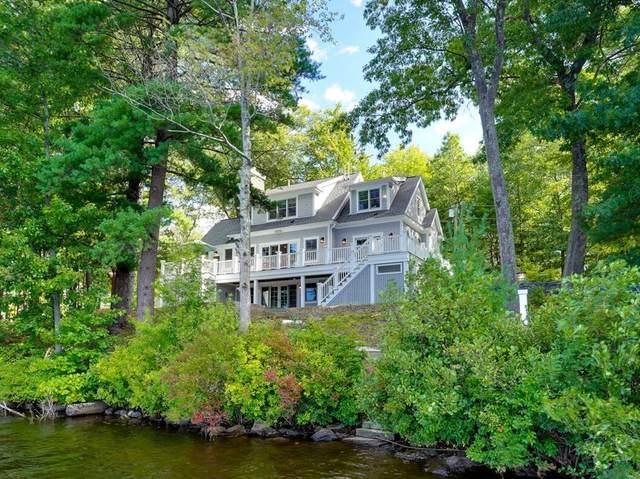 37 Peninsula Rd, Harvard, MA 01451 (MLS #72909827) :: Welchman Real Estate Group