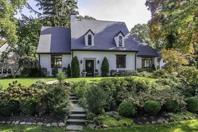 41 Bradford Rd, Wellesley, MA 02481 (MLS #72909828) :: Rose Homes   LAER Realty Partners