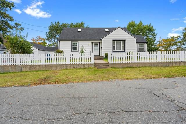 5 Exeter St, Lawrence, MA 01843 (MLS #72909859) :: Rose Homes | LAER Realty Partners