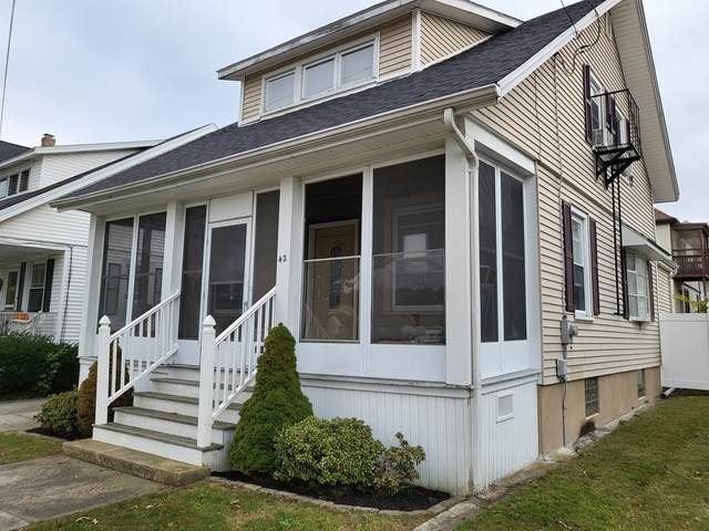 42 Irvington St, New Bedford, MA 02745 (MLS #72909865) :: Rose Homes | LAER Realty Partners