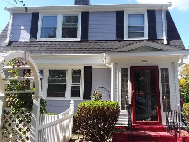 100 Elm Street, Quincy, MA 02169 (MLS #72909868) :: Rose Homes   LAER Realty Partners