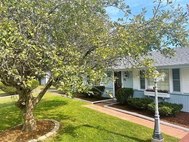 25 Camardo Dr, Wareham, MA 02571 (MLS #72909870) :: Rose Homes | LAER Realty Partners