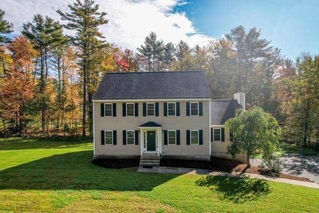 155 Brooks Station Rd, Princeton, MA 01541 (MLS #72909875) :: The Smart Home Buying Team