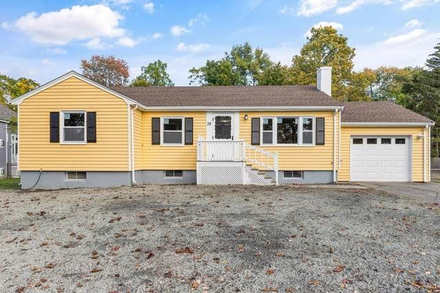 38 Butler Ave, Wakefield, MA 01880 (MLS #72909882) :: Rose Homes | LAER Realty Partners