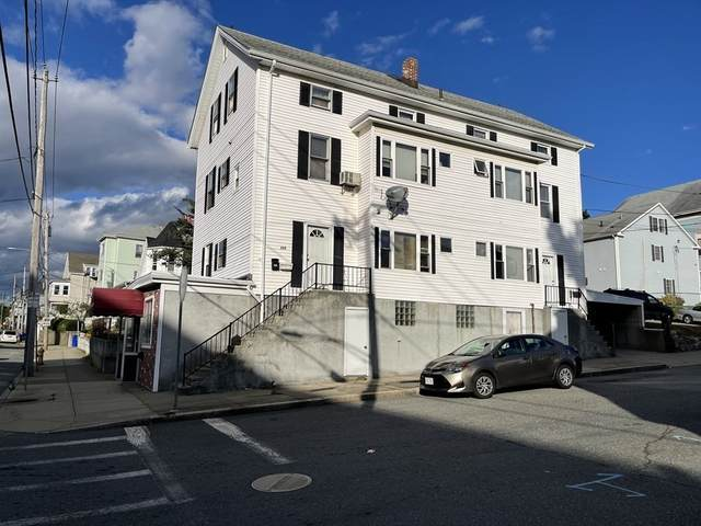 222 Griffin St, Fall River, MA 02724 (MLS #72909884) :: Rose Homes   LAER Realty Partners