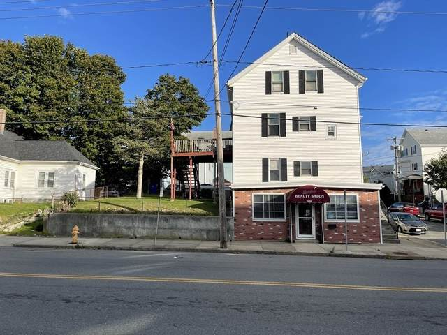 222 Griffin St, Fall River, MA 02724 (MLS #72909887) :: Rose Homes   LAER Realty Partners