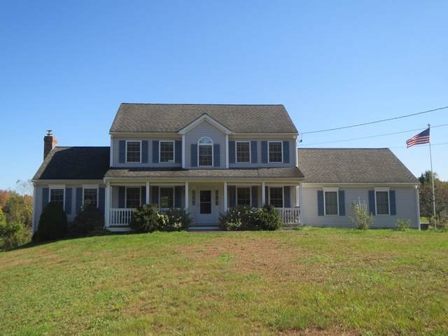 318 South Road, Templeton, MA 01468 (MLS #72909896) :: Rose Homes | LAER Realty Partners