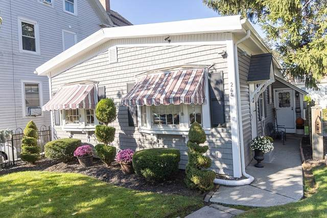 244 High St, Fall River, MA 02720 (MLS #72909900) :: Rose Homes   LAER Realty Partners