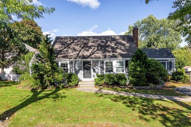 16 Beach St, Marblehead, MA 01945 (MLS #72909905) :: Rose Homes | LAER Realty Partners