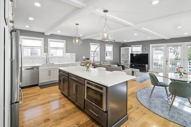 25 Boston Ave #25, Somerville, MA 02144 (MLS #72909908) :: Rose Homes | LAER Realty Partners