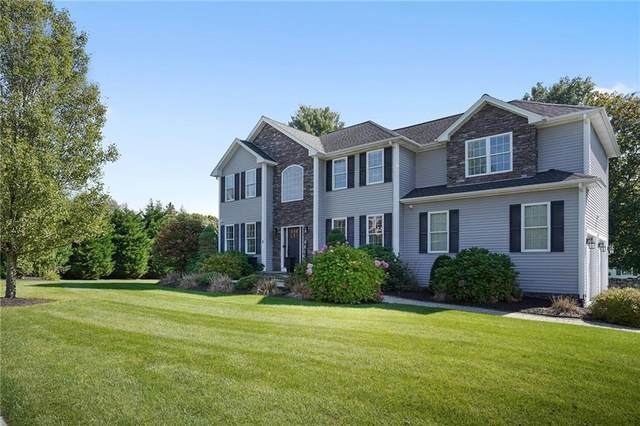 2 Bittersweet Ln, Lincoln, RI 02865 (MLS #72909917) :: Rose Homes | LAER Realty Partners