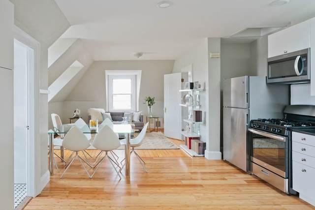 340 Harvard Street #4, Cambridge, MA 02139 (MLS #72909920) :: Rose Homes | LAER Realty Partners