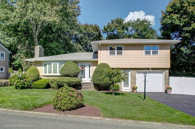 54 Lewis St, North Providence, RI 02904 (MLS #72909923) :: Westcott Properties