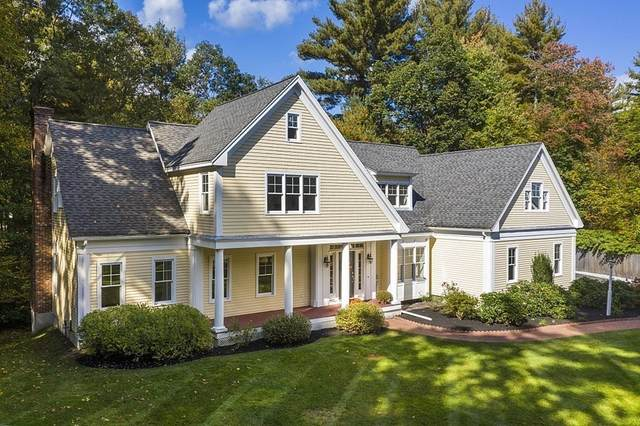 3 Lincoln Drive, Acton, MA 01720 (MLS #72909960) :: The Ponte Group