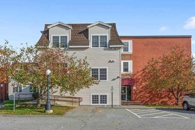46 Ashford Street #3, Methuen, MA 01844 (MLS #72909972) :: Welchman Real Estate Group