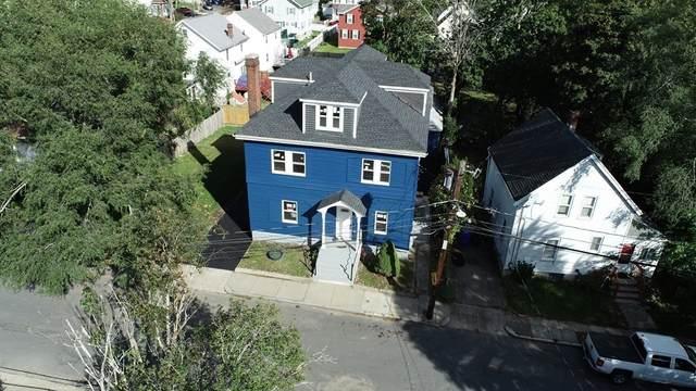 35 George Street, Boston, MA 02136 (MLS #72909988) :: The Ponte Group