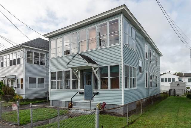 128-130 Crawford St, Lowell, MA 01854 (MLS #72909989) :: The Ponte Group