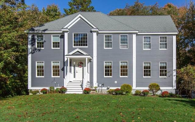 4 Hollow Ridge Road, Chelmsford, MA 01863 (MLS #72909995) :: The Smart Home Buying Team