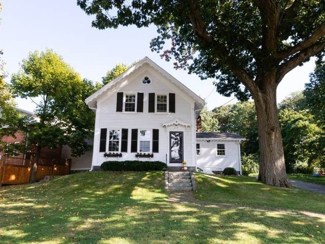 672 Randolph Ave, Milton, MA 02186 (MLS #72910001) :: The Smart Home Buying Team