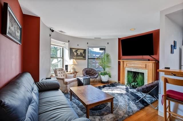 95 Gainsborough St. #403, Boston, MA 02115 (MLS #72910009) :: The Smart Home Buying Team