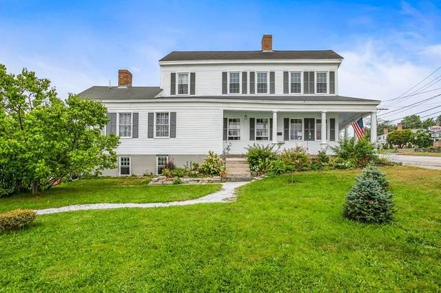 41 Bedford St, East Bridgewater, MA 02333 (MLS #72910022) :: The Smart Home Buying Team