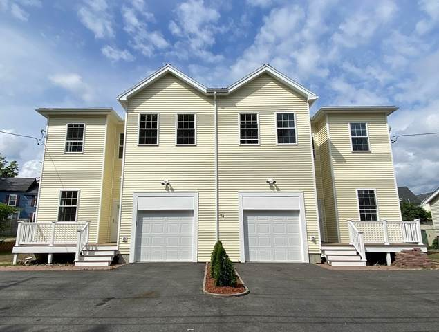 74 Park Street #1, Woburn, MA 01801 (MLS #72910024) :: The Smart Home Buying Team