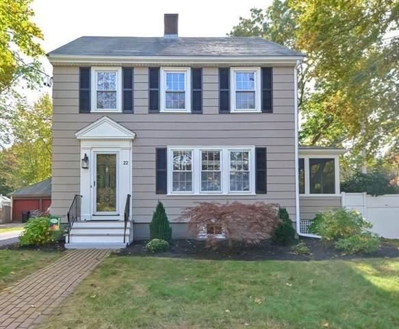 22 Goddard Road, Framingham, MA 01702 (MLS #72910039) :: The Smart Home Buying Team