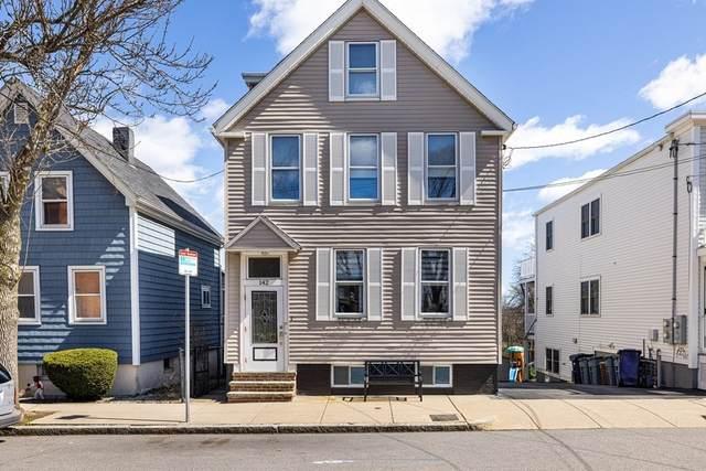 142 Wordsworth Street, Boston, MA 02128 (MLS #72910047) :: The Ponte Group