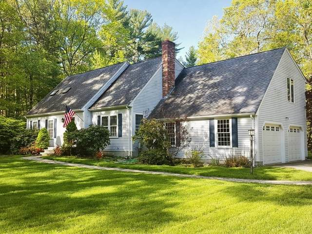 50 Stonecleave Road, North Andover, MA 01845 (MLS #72910057) :: EXIT Realty