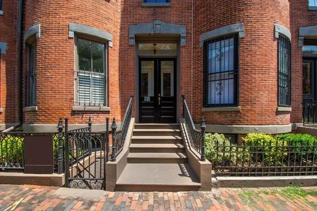 37 Milford St #2, Boston, MA 02118 (MLS #72910101) :: Dot Collection at Access